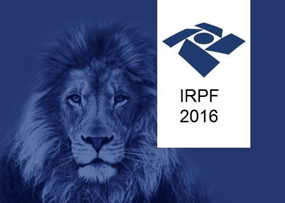 Imposto de Renda IRPF 2016