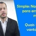 Simples Nacional Empresa Medica