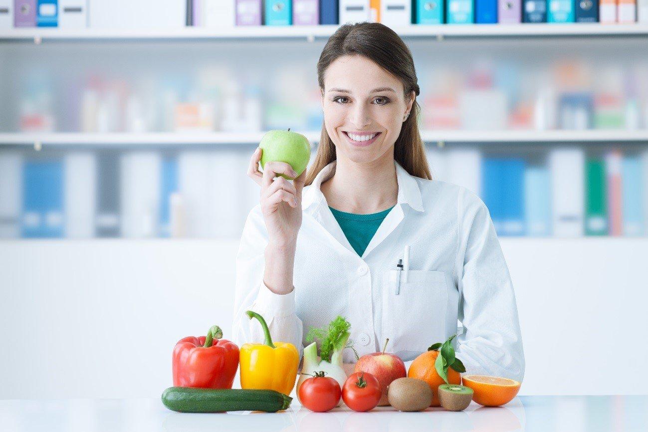 Contabilidade especializada para nutricionistas