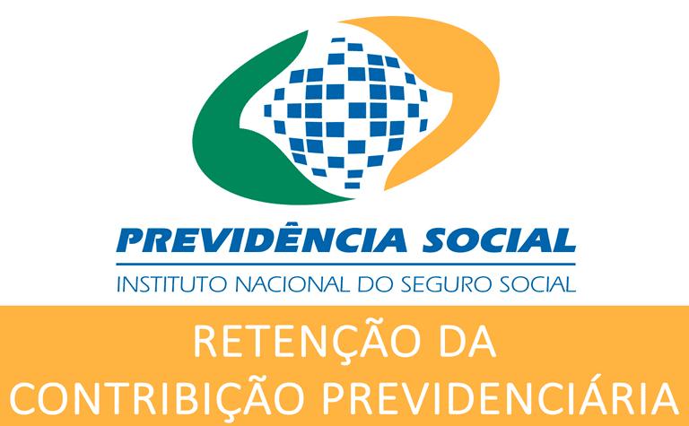 Retenção da Contribuição Previdenciária sobre Serviços