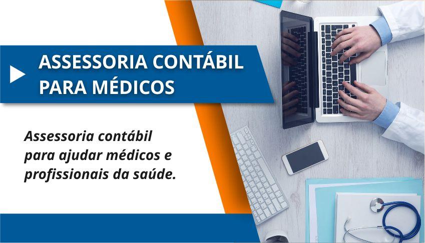 Como uma assessoria contábil especializada pode ajudar médicos e profissionais da saúde