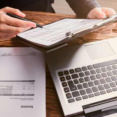 Emissão de Nota Fiscal Eletrônica NFe